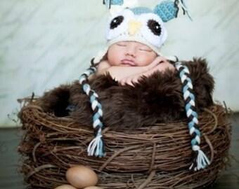 Wood Branch Nest, Owl Nest, Bird Nest, Newborn Nest, Newborn Photography, Baby Photography, Photo Prop, Beautiful Photo Props