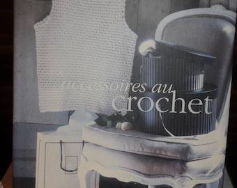 Book: Nathalie Spiteri crochet accessories