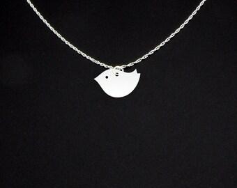 Bird Necklace - Bird Jewelry - Bird Gift