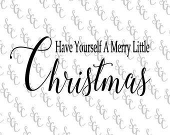 Reusable Stencil - Christmas Quote - Many Sizes to Choose from!