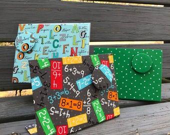 Teacher Appreciation Gift - Desktop - Magnetic Message Board - Picture Frame - Magnet Board - Custom Design Available