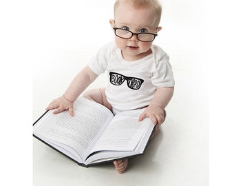 Book Nerd Onesies®, Book Baby Shower