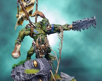 Orc Brute Avatars of War Fantasy Well Painted 28mm