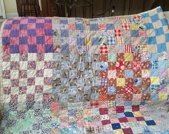 Quilt Vintage Patchwork