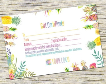 Gift Certificate, Surprise gift, Certificate, LipSense gift Card, Cash, Certificate surprise,Printable Business , Pop Up Shop Cards