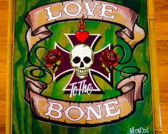 Love to the Bone