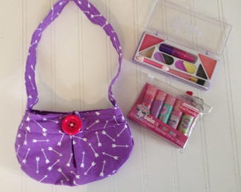 Little girl purses