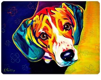 Beagle Bailey Dog Wall Decal - #60015