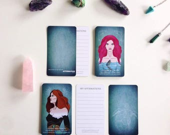 North & South SOMH - Kiwiana + Tarot Deck + Tarot Card Deck + New Zealand Tarot + Affirmations + Pop Culture + Oracle Cards + Tarot + Women