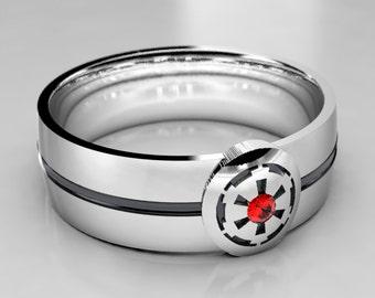 Star wars ring Etsy