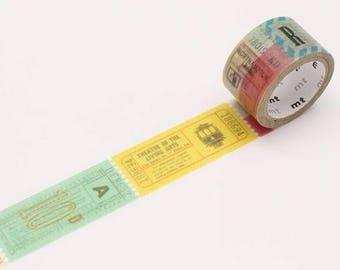 MT billet Fab Washi Tape, MT Masking Tape