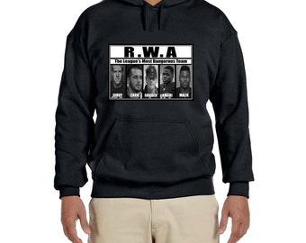 Raiders With Attitude high quality Hooded Sweatshirt