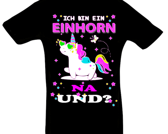 I don't care I'm a unicorn tshirt gift for Christmas birthday or Easter