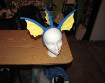 Vaporeon Cosplay Ears