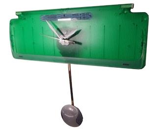Sale 15% Off Apple Computer iMac Pendulum Clock. Got Teacher Gift? Puck Mouse too. Apple Geek Gift, Apple Clock, Gift for Her, Gift for Him.