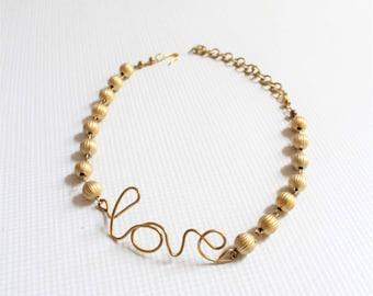 Choker, Choker necklace, Love choker, African choker, Maasai choker, Maasai necklace choker, Bead choker, Beaded necklace