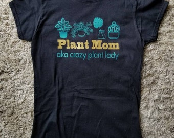 Plant Mom tshirt