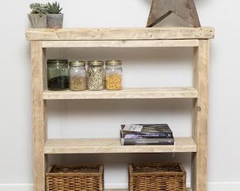 EFLA - Handmade Reclaimed Wood Shelves. Custom Made to Order.