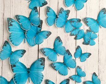 Wafer Paper Edible Butterflies | Decorations