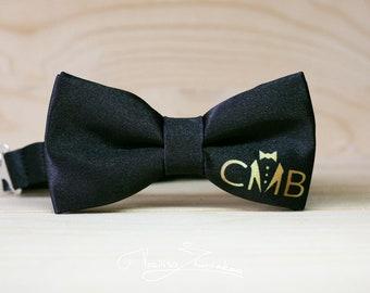 Custom bow tie for Kia