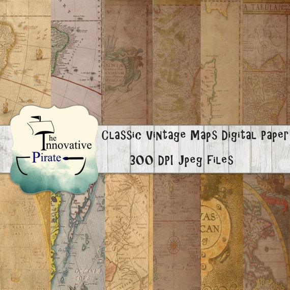 Classic vintage maps digital pape old maps textures digital paper classic vintage maps digital pape old maps textures digital paper vintage maps world map scrapbook paper antique maps old world gumiabroncs