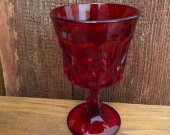 Red Crystal Chalice
