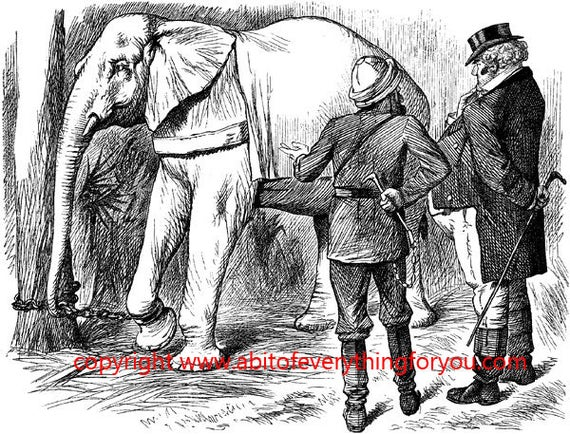 jungle elephant safari printable animal art clipart png download digital vintage image graphics black and white artwork