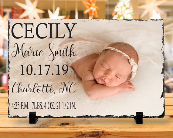 Baby announcement parents baby announcement husband new dad baby announcement parents baby announcement husband new dad gifts from baby baby girl personalized keepsake gift baby gift ideas negle Choice Image