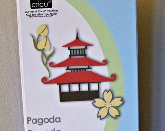 Pagoda Cricut Cartridge...