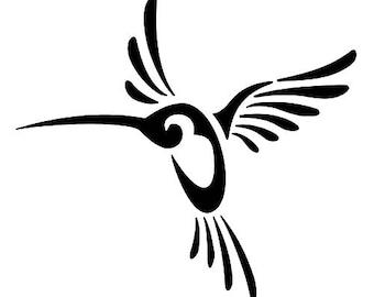 Hummingbird- 6 inch
