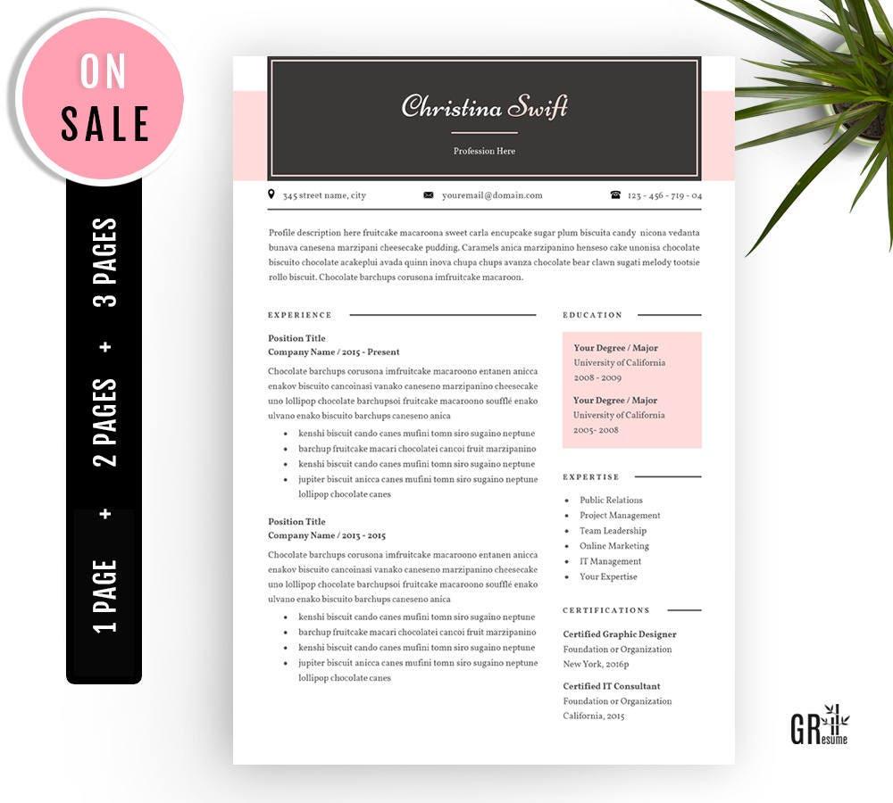 Verkauf-Lebenslauf-Vorlage kreative professionelle CV