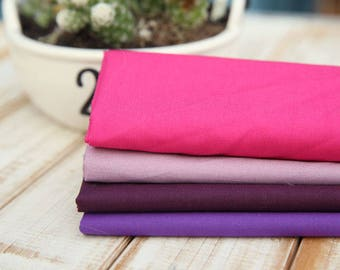 Set of 4 coupons color purple and pink extra quality