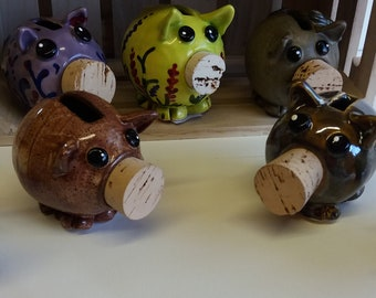 Piggie banks -- choose one!