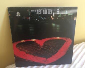 Streetheart Vinyl Record Album NEAR MINT condition