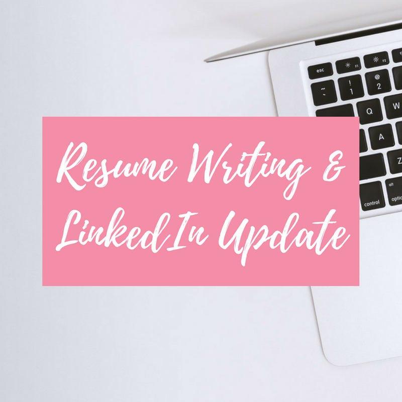 Custom resume writing linkedin