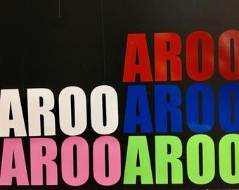 AROO Spartan Vinyl