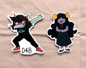 Stickers - Homestuck