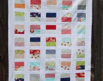 Soarin'/pattern/patterns/sewing pattern/quilt pattern pdf/modern quilt pattern/baby quilt pattern/baby quilt modern/homemade quilt/