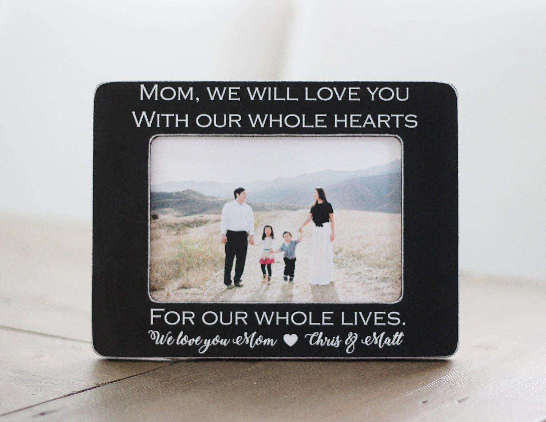 Christmas Gift for Mom Picture Frame Gift from Children Gift