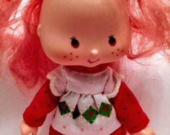 Spring SALE 20% OFF Vintage Strawberry Shortcake Doll, 1979 American Greetings