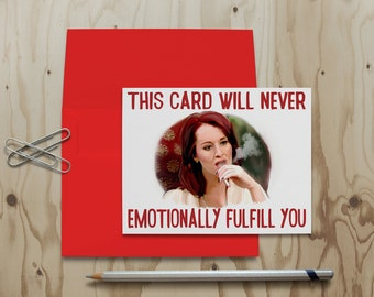 Rhobh etsy real housewives of beverly hills allison dubois card rhobh greeting card bookmarktalkfo Choice Image