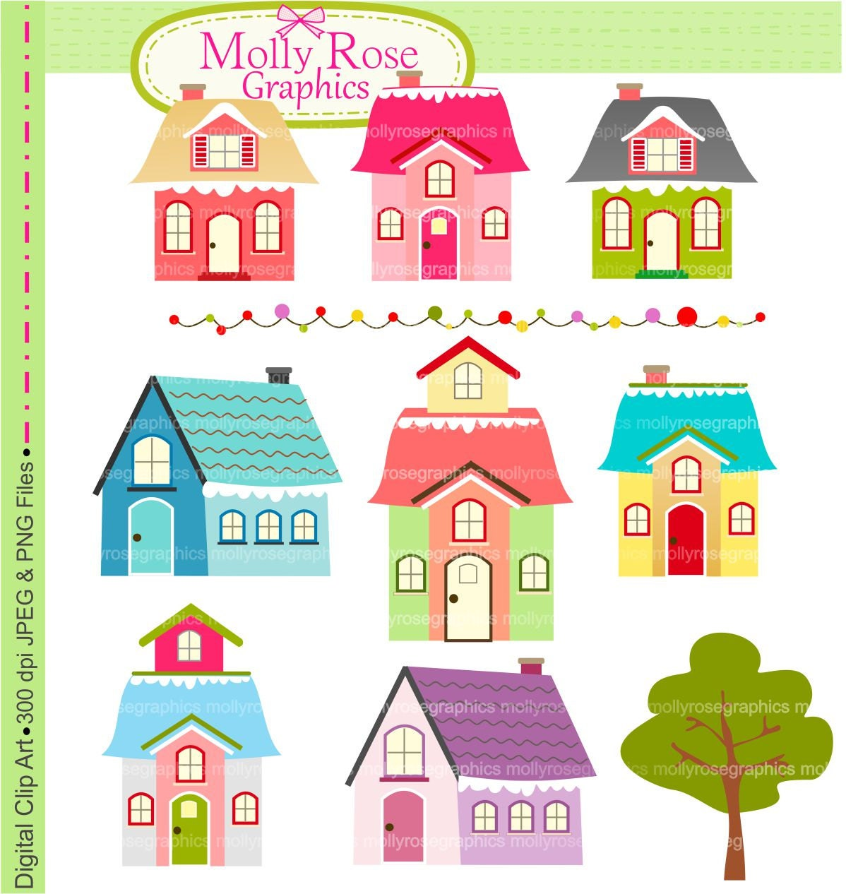 Sale house clip art houses clipart personal and small for Stationary tiny houses for sale