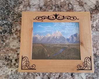 Decorative Picture Frame 10 x 13