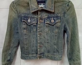 Jean Paul Gaultier JPG Denim women jacket jeans