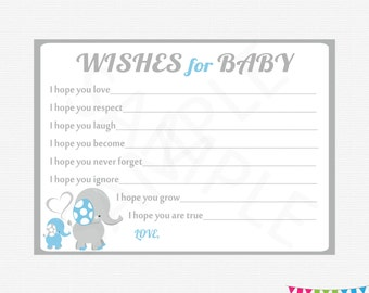 wishes for baby template - Selo.l-ink.co