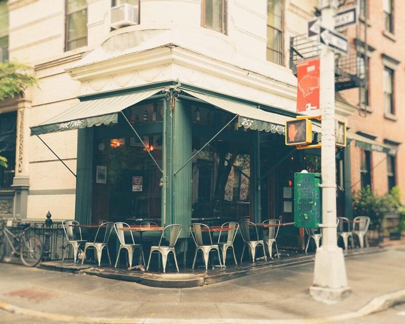 Tarine New York Cafe New York Druck NYC Fotografie