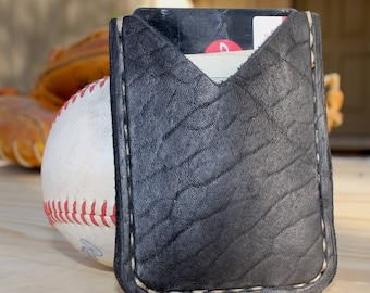 Redesigned Baseball Leather Glove Wallet