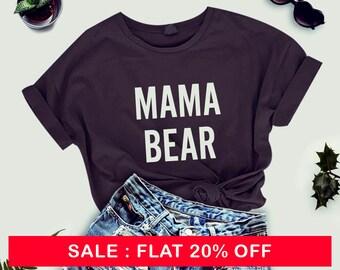 Mama bear shirt, pregnancy announcement shirt, mom life, pregnant shirt, mom life is the best life, preggers shirt, mom shirt