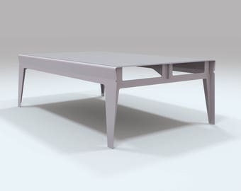Havant Lounge Table - Dusty Pink