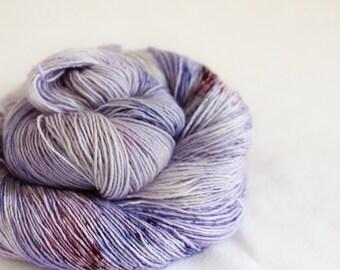 Clara - Sandpiper - 100%  superwash merino singles yarn